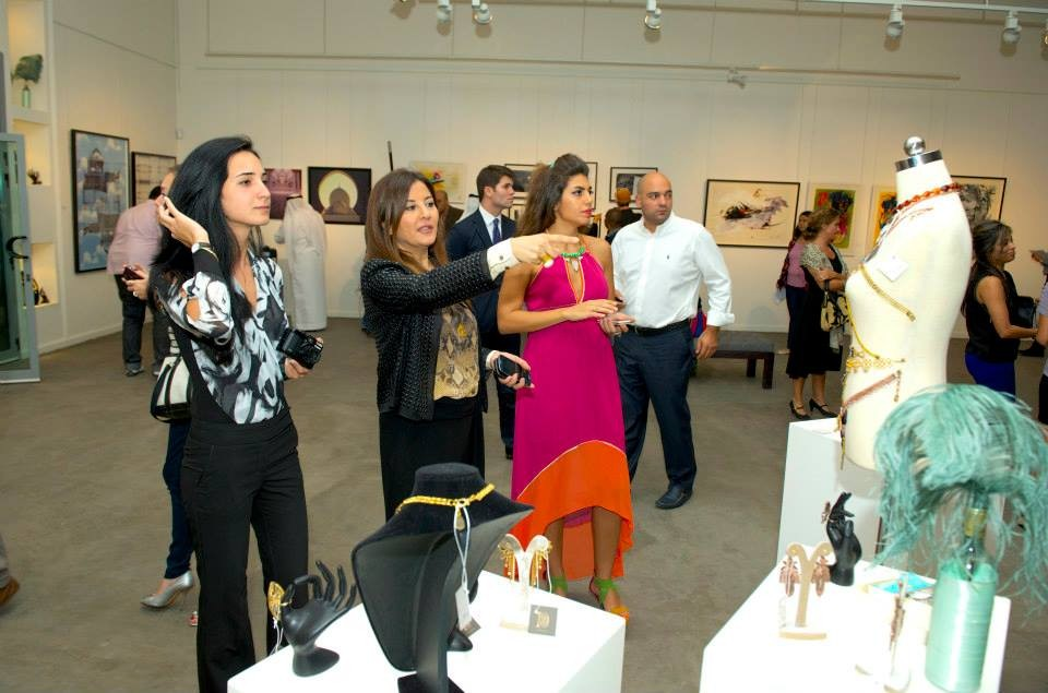 Courtyard gallery exhibition 2013-Suzinassif