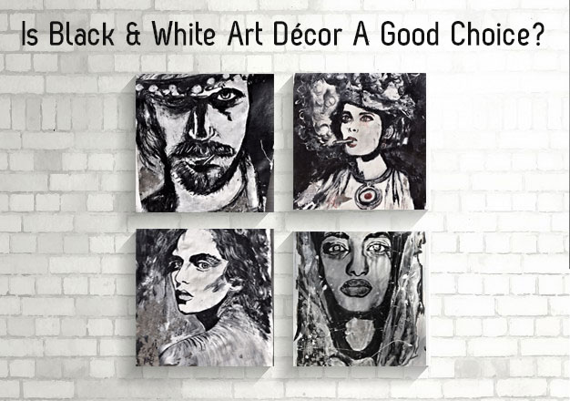 Suzi Nassif Black and White Art