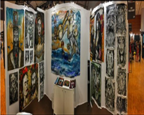 Screenshot 3 - Art Fair at Carrousel de Louvre, Paris: