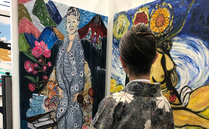 The International Tokyo Art Fair 2018