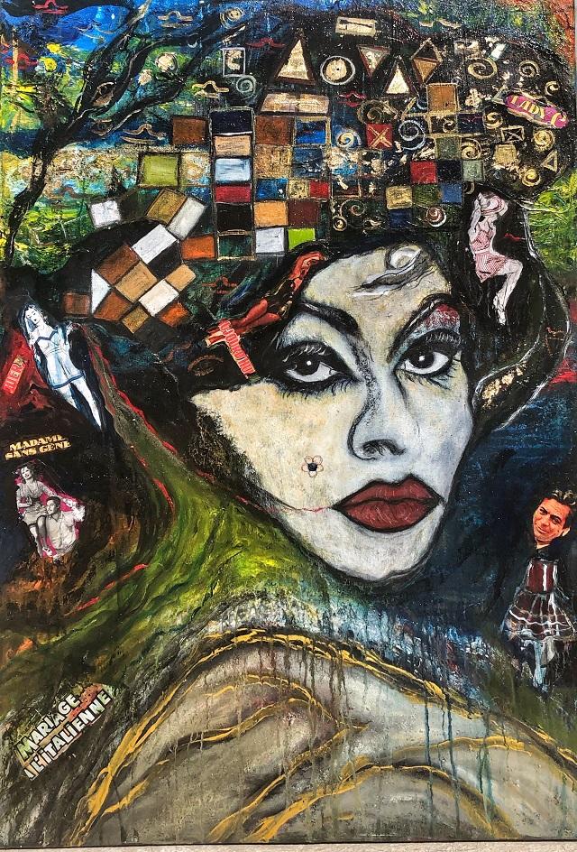 Sophia's world by Suzi nassif