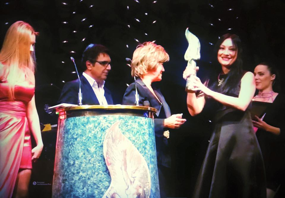 vera award Suzi